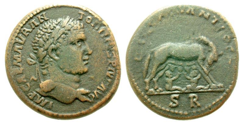 Pisidia, Antiochia. Caracalla. A.D. 198-217. AE 33. struck A.D. 212-217.