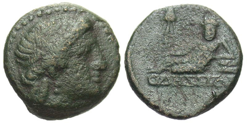 Thrace, Odessos. ca. 281-270 B.C. Æ 14.