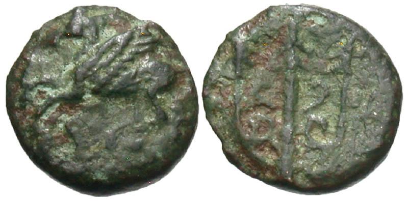 Corinthia, Corinth. ca. 368-355 B.C.